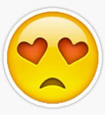 Sad Face Emoji: Stickers   Redbubble