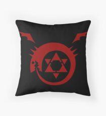 Full Metal Alchemist - Ouroborus  Throw Pillow