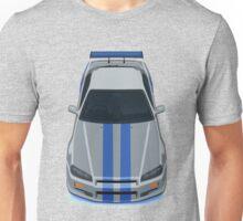Fast and Furious Nissan Skyline GTR R34 Unisex T-Shirt