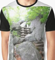 Finding a Path Graphic T-Shirt