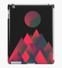 It's always like this somewhere iPad Case/Skin