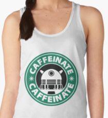 CAFFEINATE!!! Women's Tank Top