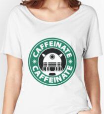 CAFFEINATE!!! Women's Relaxed Fit T-Shirt
