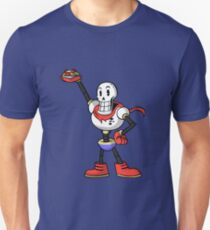 Undertale - Papyrus with spaghetti T-Shirt