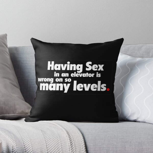 Having a pillow people sex with Do people