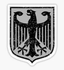 German Eagle: Stickers   Redbubble