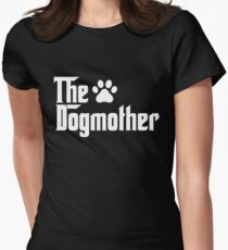 The Dogmother Women's Fitted T-Shirt