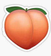 Pegatina Peach Emoji