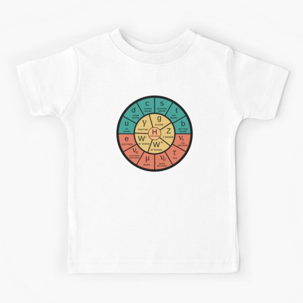 The Standard Model Kids T-Shirt