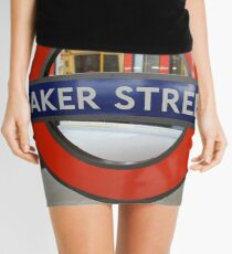 Baker Street Mini Skirt
