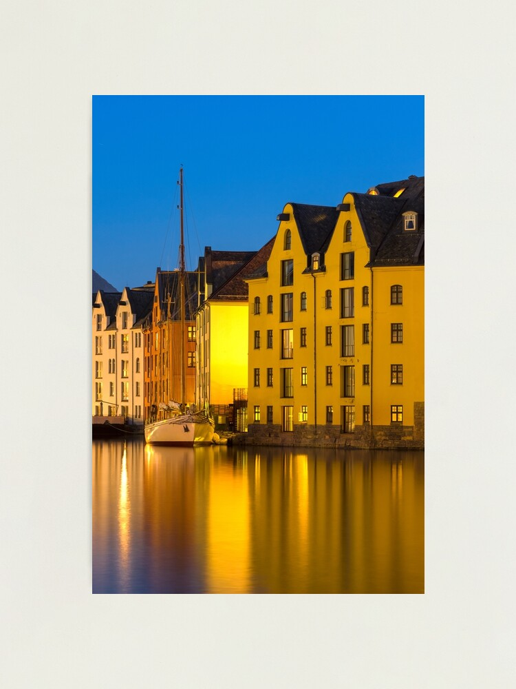Alternate view of ÅLESUND 12 Photographic Print