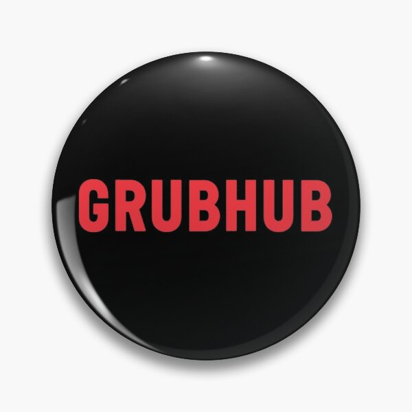 Grubhub Delivery Drivers Pin