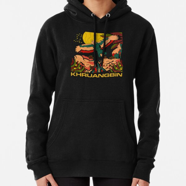 Psychedelic Art Pullover Hoodie
