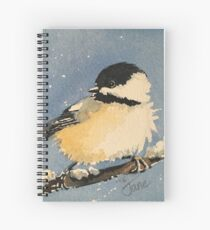 Solo Chick Spiral Notebook