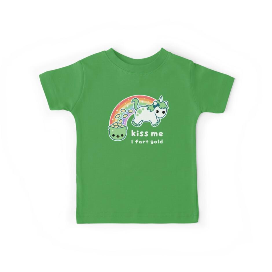 b883ed67f St. Patrick's Day Unicorn