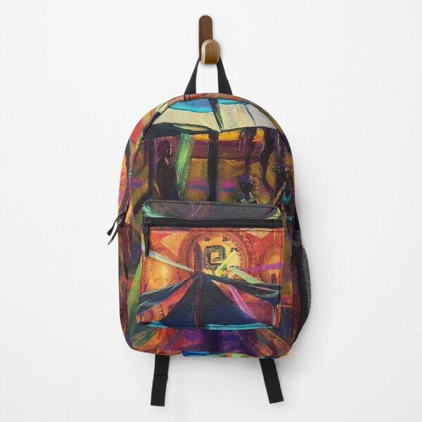 ELEMENTS EVENT - Artscape No 1 ELEMENTALS - DAY Backpack