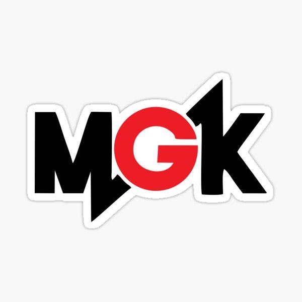 BEST SELLER - mgk logo Merchandise Sticker