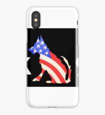 Americas K-9   II iPhone Case/Skin