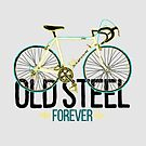 Old Steel by Chris Jackson