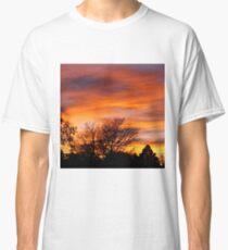 ORANGE SUNSET Classic T-Shirt