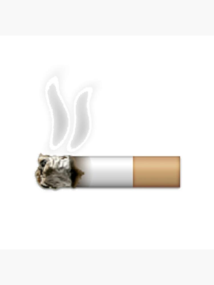 Emoji Cigarette | Tote Bag