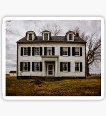 Satterthwaite-Doan House Sticker