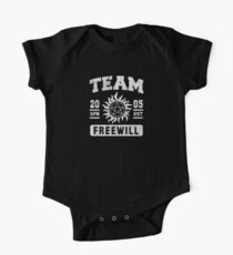 Team Freewill Kids Clothes