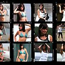 Lea Anne Contact Sheet by Charles Oscar