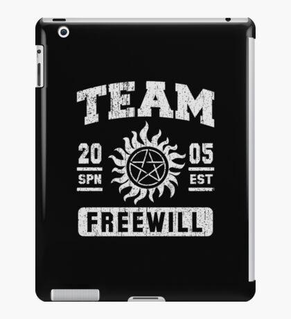 Team Freewill iPad Case/Skin