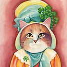 Kitty in a Bonnet by Ryan Conners