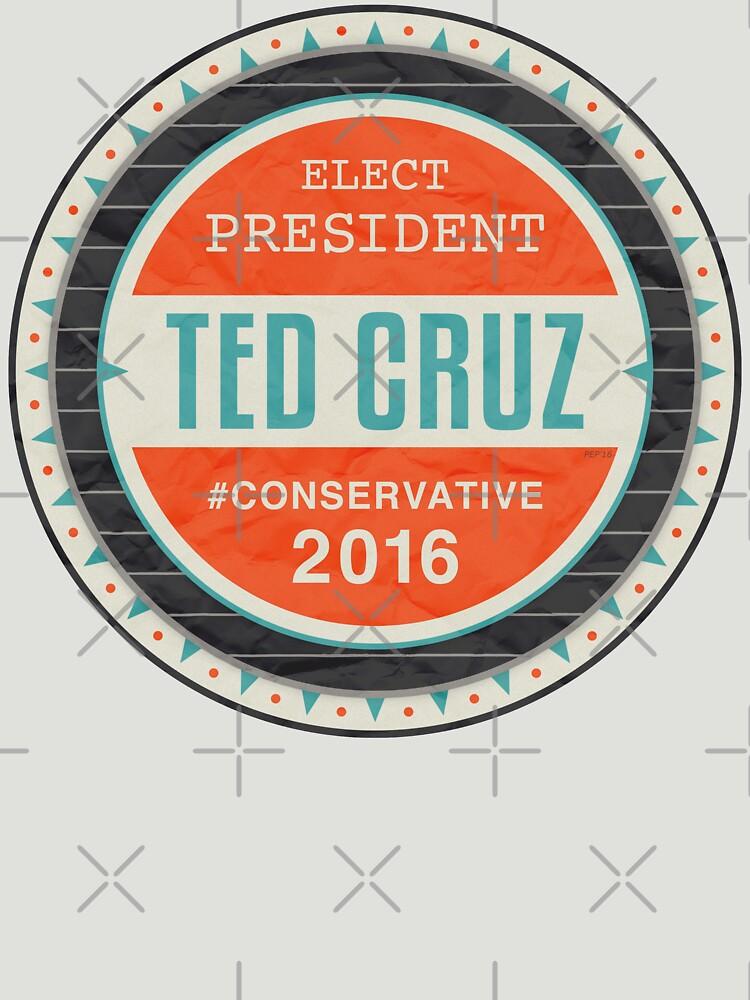 Elect President Ted Cruz by morningdance