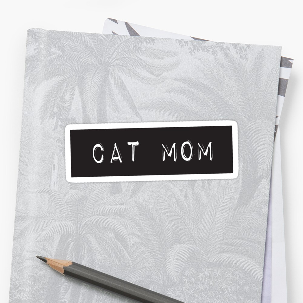 Cat Mom by linsbot