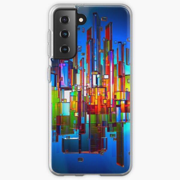 Heavy Bright Joy Samsung Galaxy Soft Case