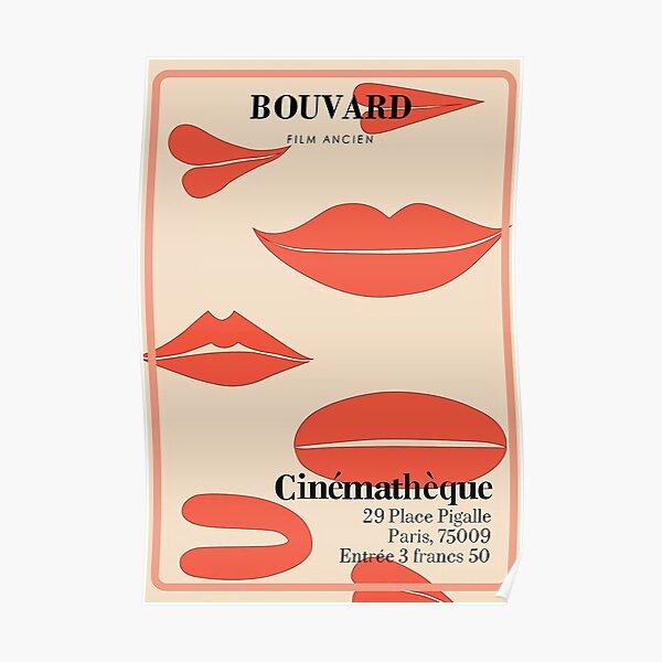 Bouvard Film Ancien Poster