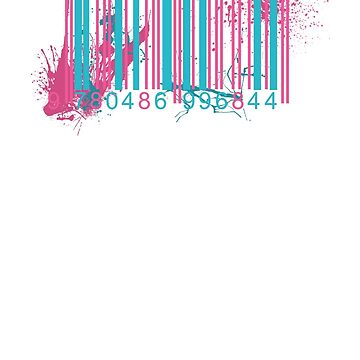 Barcode by bscreamqueen