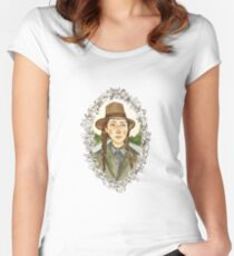 True Grit Women's Fitted Scoop T-Shirt