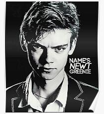 Thomas Brodie Poster