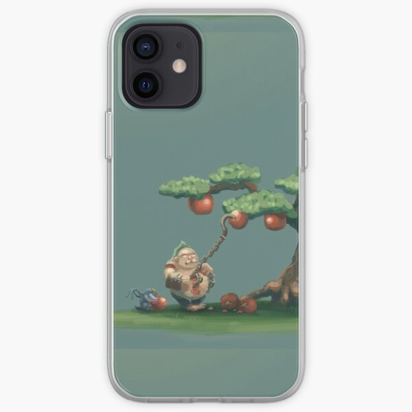Pudge-Dota 2 iPhone Soft Case