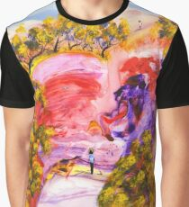 In deep Graphic T-Shirt
