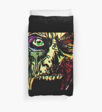 Walking Dead Zombie Ghoul Duvet Cover