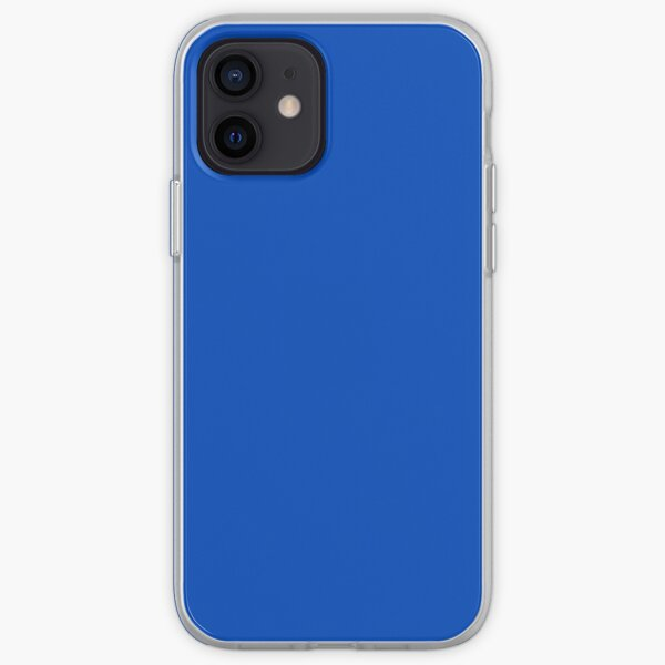 Chroma Blue Key  iPhone Soft Case