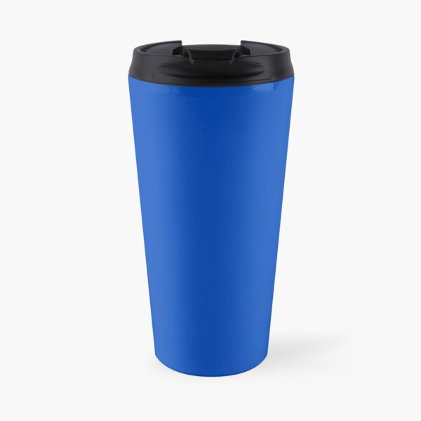 Chroma Blue Key  Travel Mug