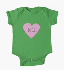 DOG LOVE Kids Clothes