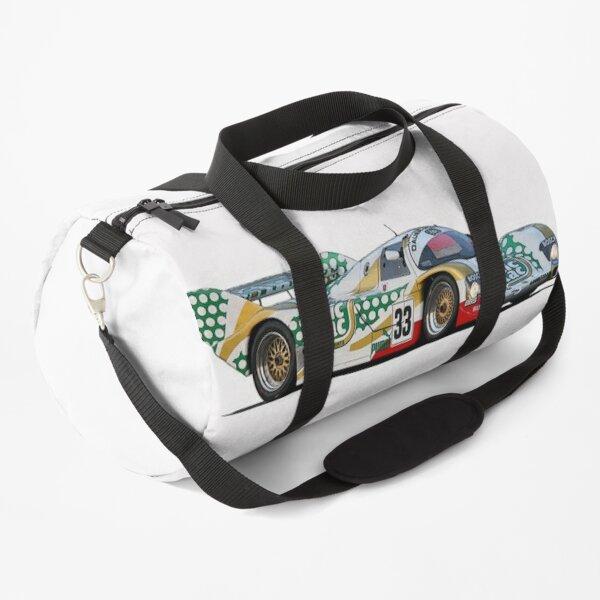 Le Mans Tic Tac Porsche Duffle Bag