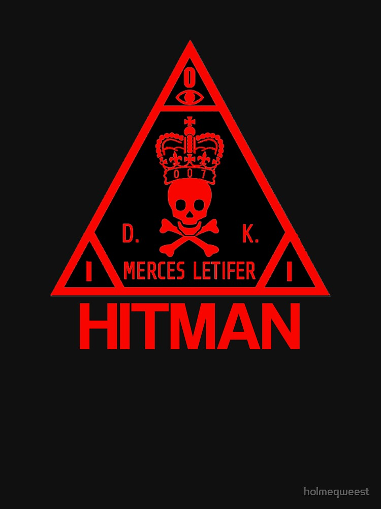 Hitman Merces Letifer  by holmeqweest