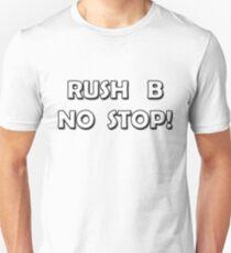 CSGO: Rush B No Stop! Large Image T-Shirt