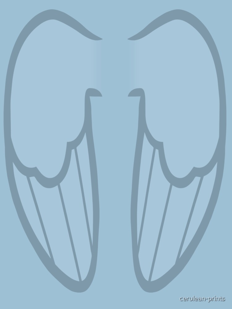 pegasus wings mlp fim unisex t shirt by cerulean prints redbubble