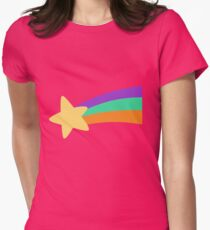Mabel Shooting Star Womens Fitted T-Shirt