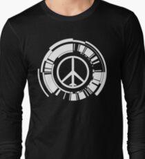 MGS - Peace walker - White Long Sleeve T-Shirt