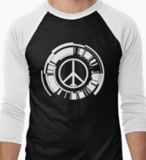 MGS - Peace walker - White Men's Baseball ¾ T-Shirt